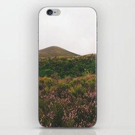 Tongariro Alpine Crossing iPhone Skin
