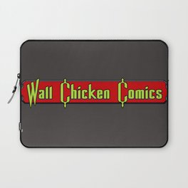 Wall Chicken Logo Laptop Sleeve