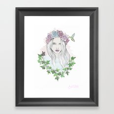 The Beauty in Nature  Framed Art Print