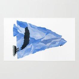 The Living Iceberg Rug