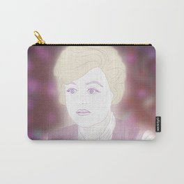 ANGELA LANSBURY Carry-All Pouch