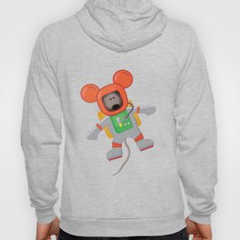 Space Mouse Hoody