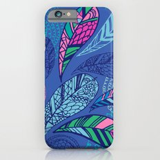 Feather Doodle Slim Case iPhone 6s