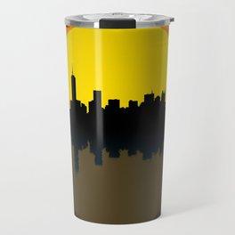 New York under the sun Travel Mug