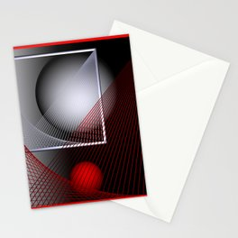 games with geometry -136- Stationery Cards