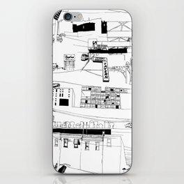 North Philadelphia iPhone Skin