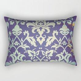 Olden damask pattern Rectangular Pillow
