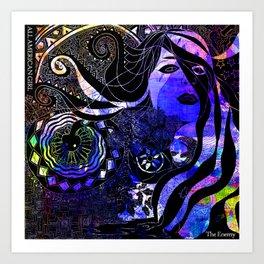 AAG [ALL AMERICAN GIRL] Art Print