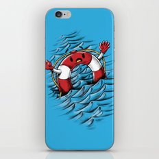 S O S !!! iPhone & iPod Skin