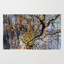 Magic Dream of a Tree Rug