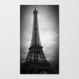 Eiffle Tower Canvas Print