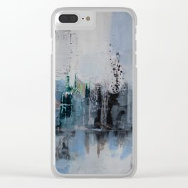 Metropolis Four Clear iPhone Case