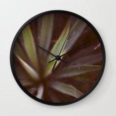 Yucca #1 Wall Clock