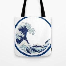 The Big Wave 2 Tote Bag