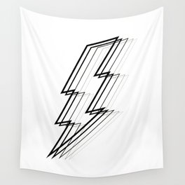 Lightning Bolt Wall Tapestry