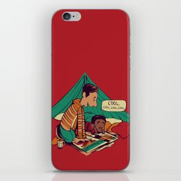 Troy & Abed's Dope Adventures iPhone Skin