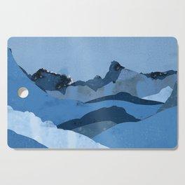 Mountain X Cutting Board