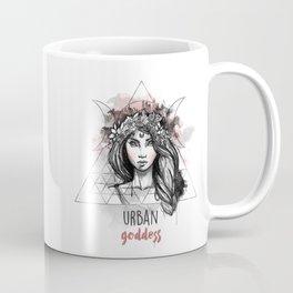 Urban Goddess Coffee Mug