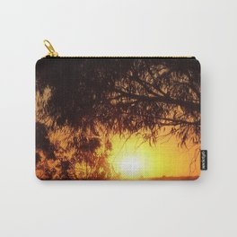 Sunset Silhouettes | Beautiful Nature Carry-All Pouch