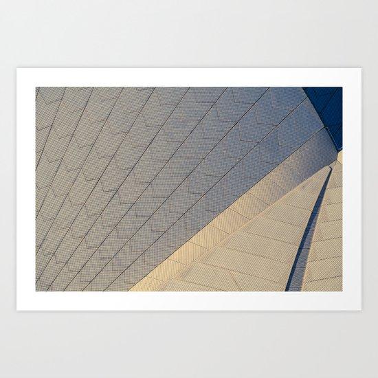 Sydney Opera House VI Art Print