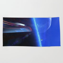 The Guardians Beach Towel