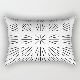 GeoBlast Rectangular Pillow