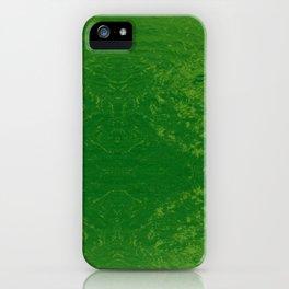 Bright Sea Foam Water iPhone Case