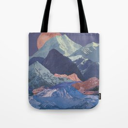 Rainbow Ranges Tote Bag