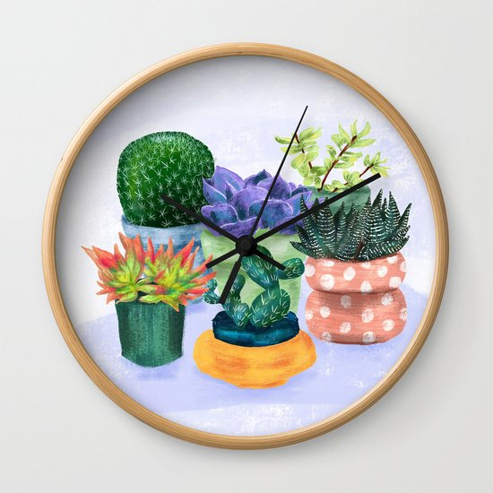 Succulent Garden House Plants by supernaturestore