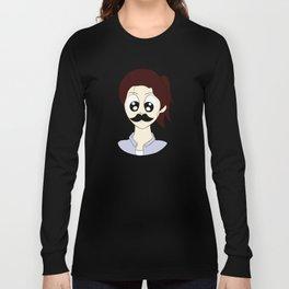 Moira Brown Long Sleeve T-shirt