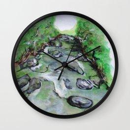 Sugar Creek, Boyhood Memory Wall Clock
