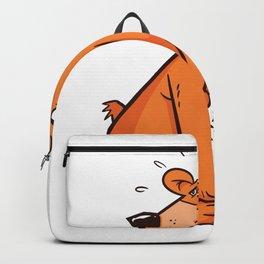 Comic Baer Backpack