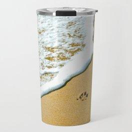 Paw Prints Travel Mug