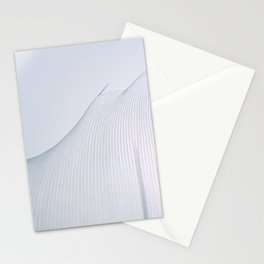 How closely have you ever looked at a feather? Stationery Cards