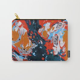 Abstract artistic painting Carry-All Pouch