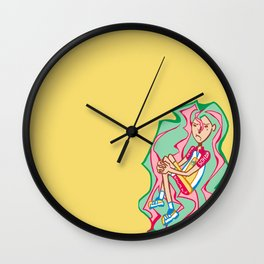 Makishima Yuusuke  Wall Clock