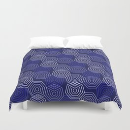 Op Art 117 Duvet Cover