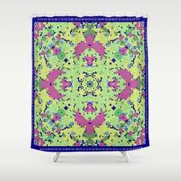 """Spring"" series #4 Shower Curtain"