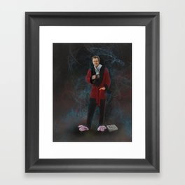 Expect the Unexpected - Walter Bishop Framed Art Print