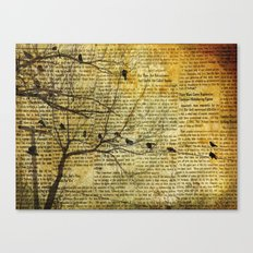 If They Could Read Canvas Print