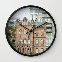 Old & new Wall Clock