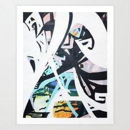 BRAVA 4 Art Print