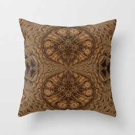 Sequential Baseline Pattern 20 Throw Pillow