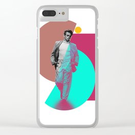 Sinuous James Clear iPhone Case
