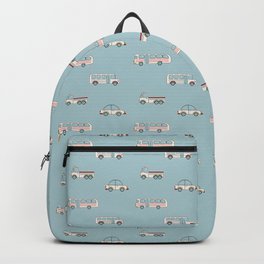 Boy pattern with cars Backpack
