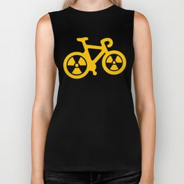 Radioactive Bicycle Biker Tank