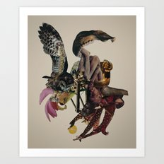 The Drain Art Print