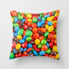 S&M Throw Pillow