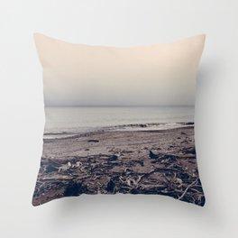 Vintage Ocean 06 Throw Pillow