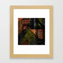 Deeper Heights 1 Framed Art Print